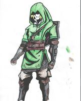 Green Link by cloud61587