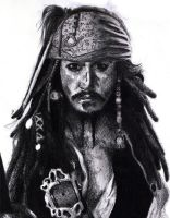 Jack Sparrow by Frodos