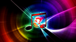Rainbow Music (Wallpaper ~Raven9000111 Request) by Hardii