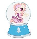 Cuddle Bug Snow Globe by hikariviny