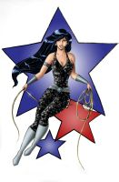 Donna Troy by Amy-Hands