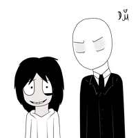 is next to me,didn't he? by ask-jeff-teh-killer