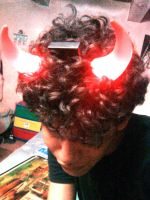 again with the horns by Benhur1994