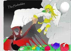 The Forbidden Title Cover by Unbounded-Creator