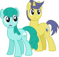 Frowny Faces! by SilverVectors