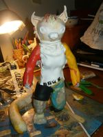 First Fimo sculpt (part 6) by minihumanoid