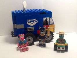 Lego CooperGang by thespexguy
