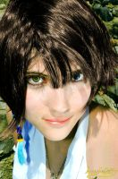 Eyes of the Summoner :--- Yuna CosPlay ---: by Laurelin-CosPlay