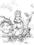 Tomb Raider Exclusive by RandyGreen