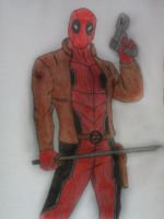Deadpool #6 by Scutum20