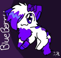 BlueBerry .:Request:. by sugar-ish-a-kitty