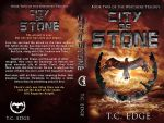 Book Cover - City of Stone by LaercioMessias
