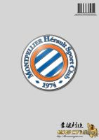 Montpellier HSC by Stephen-Tian