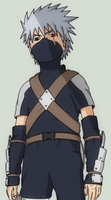 Young Kakashi by RottenRooster