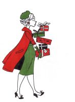 Carol Shopping by djeffers