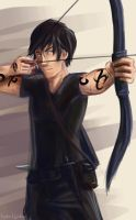 Alec Lightwood by taratjah