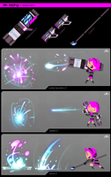 Zephyr Weapons Reference by chicinlicin