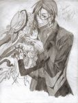 sebastian and ceil by DemonHuntress005