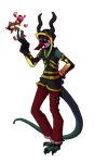 Efaim Battle Sprite by Nikkoleon