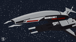 The Normandy by MediocreMemory