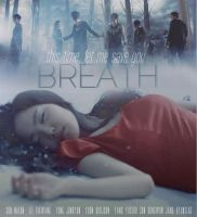 Beast - Breath MV poster by sayhellotothestars
