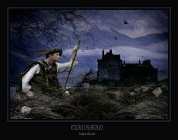 Clansman - ArwensGrace by scottish