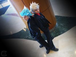 with BlackStar by eriolcosplays