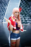Sheryl Nome - Great Songstress by farizasuka