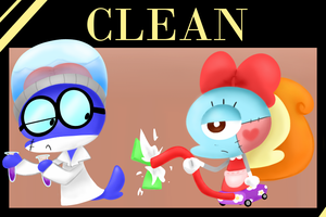 CLEAN by Honey-Puff