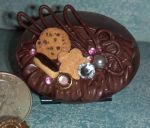 Choco Treats Cup Magnet by ninja2of8
