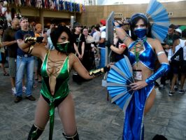 New MK Otakon 2011 by morgoththeone