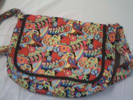 Bag- Totally Groovy by AtomicBunny