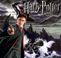 Harry Potter and The Holy Diver by MrAngryDog