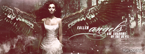 Fallen angels by ewkaa