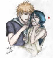 Ichiruki by alby90th