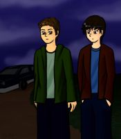 The Winchesters by drika111