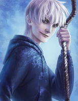 Jack Frost... by PirateRu-Ru