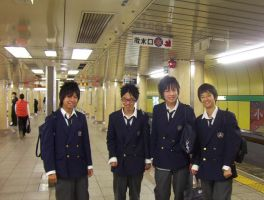 japanese school boys by Athena1chan