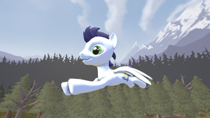 Surn poneh (Soarin for Gmod and SFM) by PercyTechnic