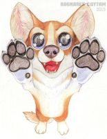 Puppy for sell by RagnareK