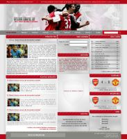 Arsenal London by: siostranocy by WebMagic