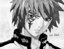 Fairy Tail - Jellal by stcc7sixty