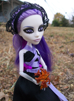 Custom Spectra Monster High Doll 2 by AdeCiroDesigns
