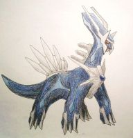 Dialga by Or003