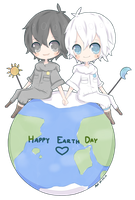 ~Earth Day~ by Kururu245