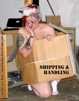 One-Shot 16: Shipping and Handling by honeyhalliwell
