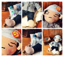 Phoenix Wright Plush Special by Plushbox