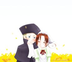 :APH: Beautiful Memories by Inupii