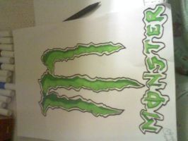 Monster Energy by neckanome4