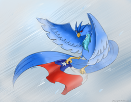 Articuno for Chile dude by labrujabeatrice